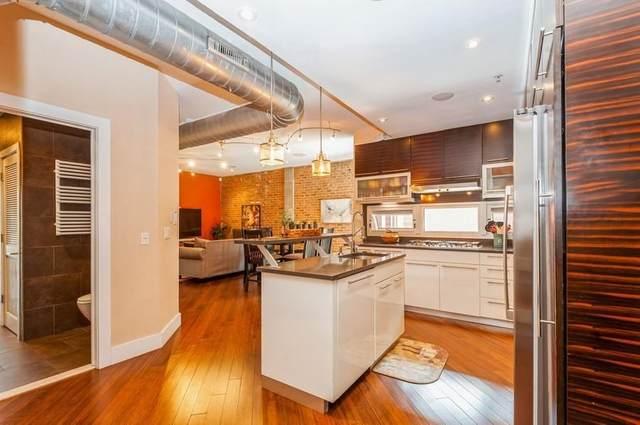 650 Montgomery St #305, Jc, Journal Square, NJ 07306 (MLS #210015026) :: Hudson Dwellings