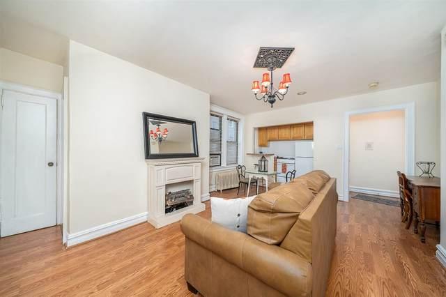 56 Glenwood Ave #28, Jc, Journal Square, NJ 07306 (MLS #210015043) :: Hudson Dwellings