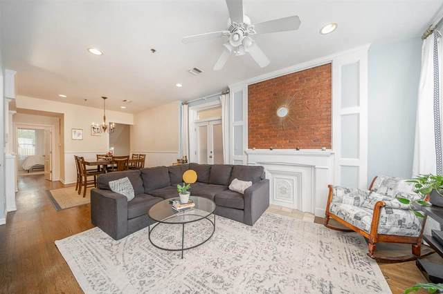 419 Bloomfield St Unit A, Hoboken, NJ 07030 (MLS #210015056) :: Hudson Dwellings