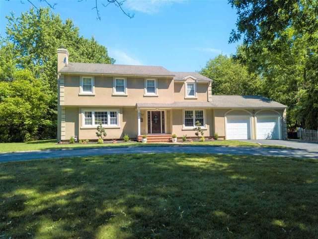 207 Stonehurst Blvd, FREEHOLD TOWNSHIP, NJ 07728 (MLS #210015064) :: Hudson Dwellings