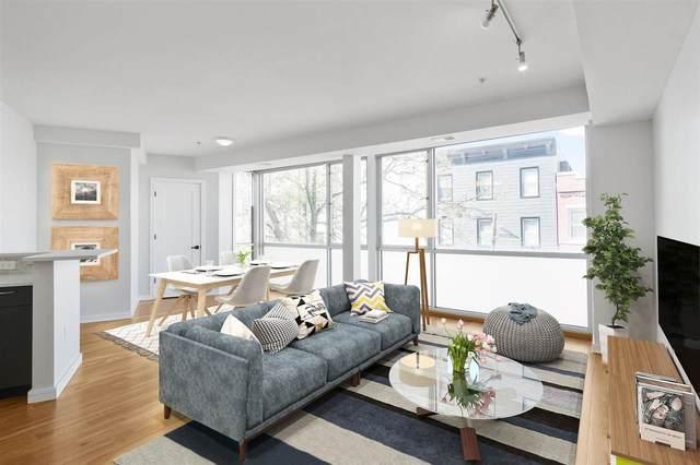 327-333 3RD ST #302, Jc, Downtown, NJ 07302 (MLS #210015066) :: Hudson Dwellings