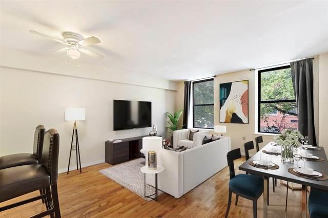 44 Sherman Ave 1E, Jc, Heights, NJ 07307 (MLS #210015084) :: Hudson Dwellings