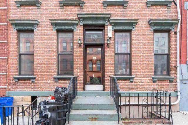 125 Clinton St #6, Hoboken, NJ 07030 (MLS #210015100) :: Hudson Dwellings