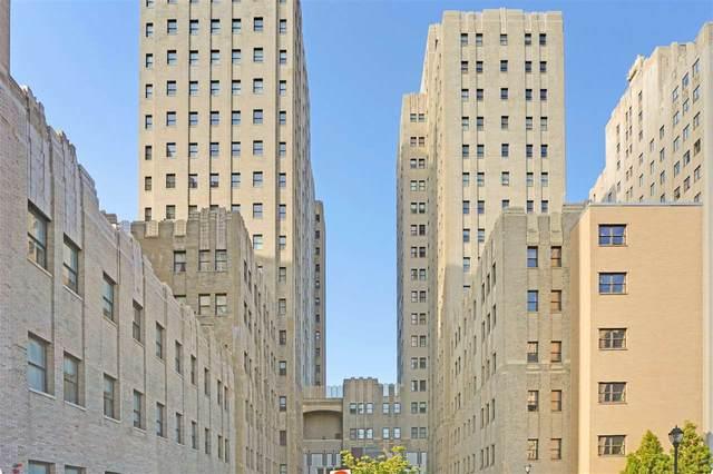 4 Beacon Way #1108, Jc, Journal Square, NJ 07304 (MLS #210015194) :: Hudson Dwellings