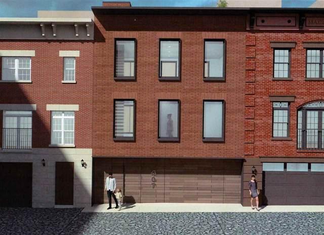 407 Court St, Hoboken, NJ 07030 (MLS #210015316) :: Team Francesco/Christie's International Real Estate