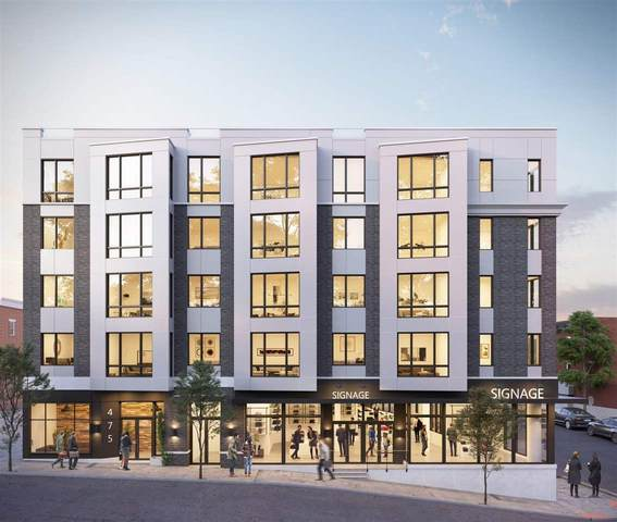 475 Communipaw Ave, Jc, Bergen-Lafayett, NJ 07304 (MLS #210015365) :: Hudson Dwellings