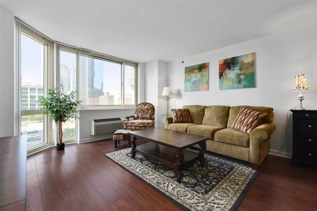 20 2ND ST #611, Jc, Downtown, NJ 07302 (MLS #210015832) :: The Trompeter Group