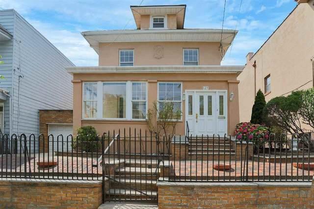 121-123 Hauxhurst Ave, Weehawken, NJ 07086 (MLS #210015898) :: The Danielle Fleming Real Estate Team