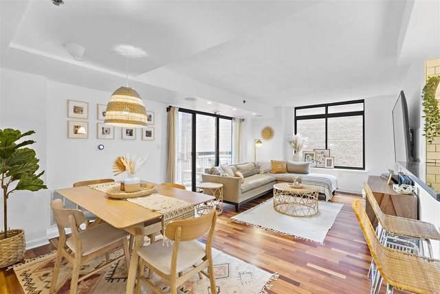 700 1ST ST 8D, Hoboken, NJ 07030 (MLS #210016067) :: Team Francesco/Christie's International Real Estate