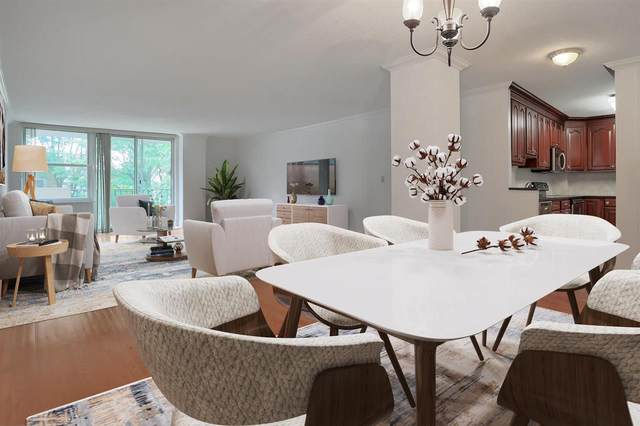 100 Grand Cove Way 3L, Edgewater, NJ 07020 (MLS #210016118) :: The Trompeter Group