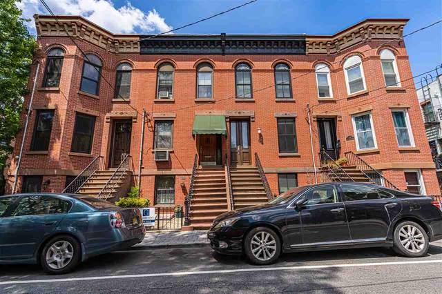 160 13TH ST, Hoboken, NJ 07030 (MLS #210016119) :: The Danielle Fleming Real Estate Team
