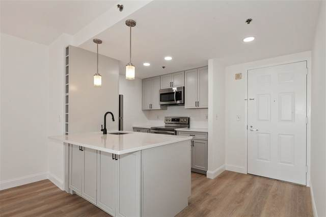 1 2ND ST #2005, Jc, Downtown, NJ 07302 (MLS #210016331) :: The Trompeter Group