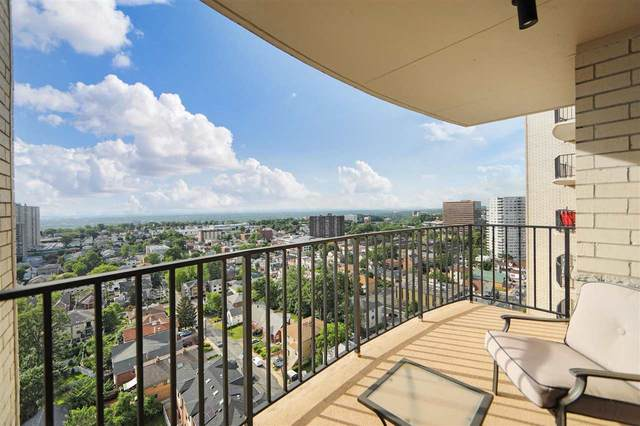 1590 Anderson Ave 19A, Fort Lee, NJ 07024 (MLS #210016340) :: Team Francesco/Christie's International Real Estate