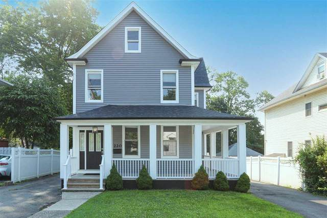 220 Short Hills Ave, SPRINGFIELD, NJ 07801 (MLS #210016416) :: The Trompeter Group