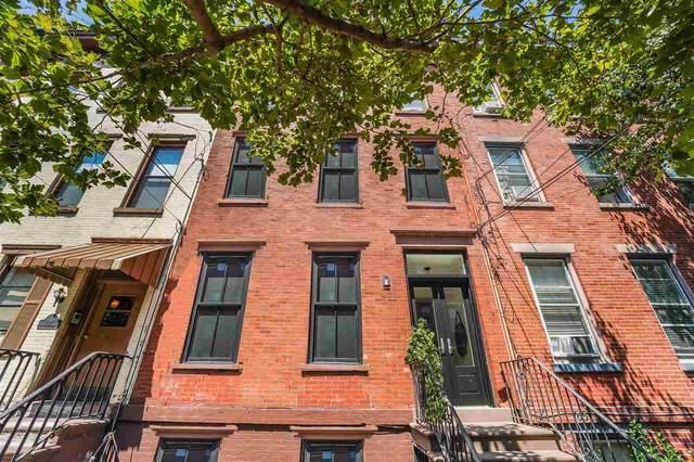 618 Bloomfield St, Hoboken, NJ 07030 (MLS #210016535) :: Team Francesco/Christie's International Real Estate