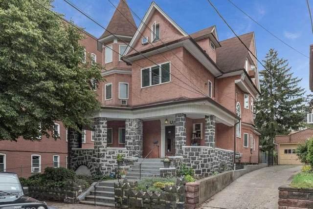 11 Columbia Terrace, Weehawken, NJ 07086 (MLS #210016874) :: Hudson Dwellings