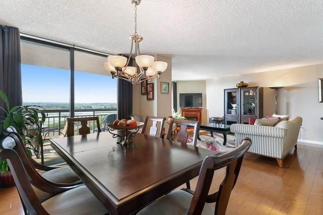 510 Harmon Cove Tower #510, Secaucus, NJ 07094 (MLS #210016968) :: The Trompeter Group