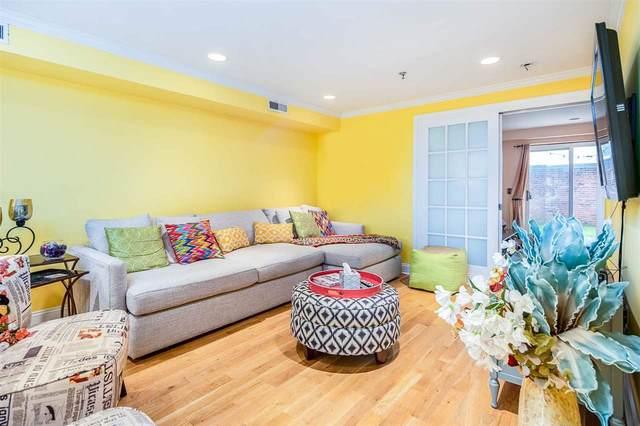 306 Bloomfield St #1, Hoboken, NJ 07030 (MLS #210017001) :: The Danielle Fleming Real Estate Team