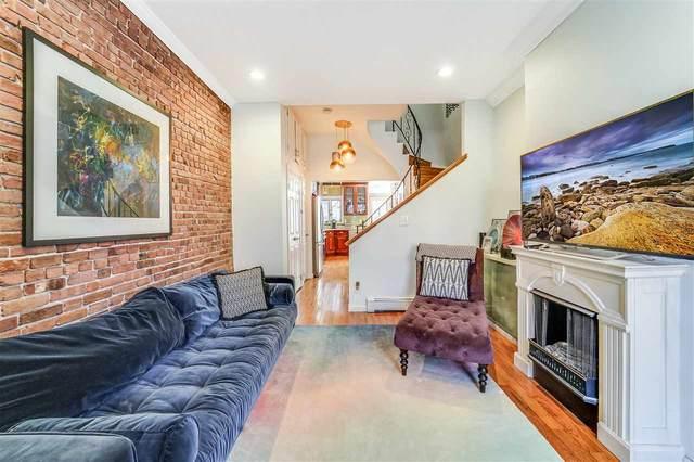 722 Park Ave, Hoboken, NJ 07030 (MLS #210017156) :: Team Francesco/Christie's International Real Estate