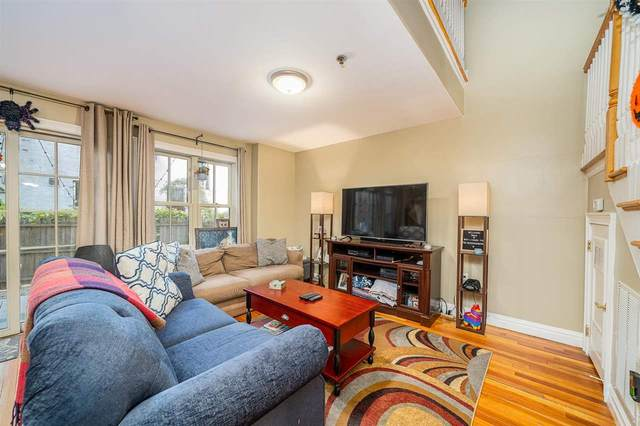 304 Grand St #1, Jc, Downtown, NJ 07302 (MLS #210017248) :: The Trompeter Group