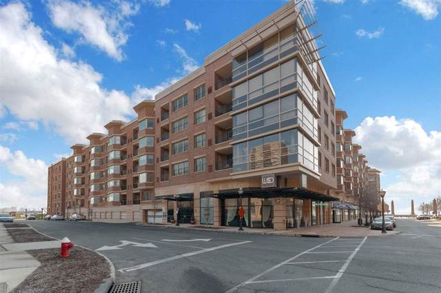 20 Avenue At Port Imperial #324, West New York, NJ 07093 (MLS #210017325) :: The Trompeter Group
