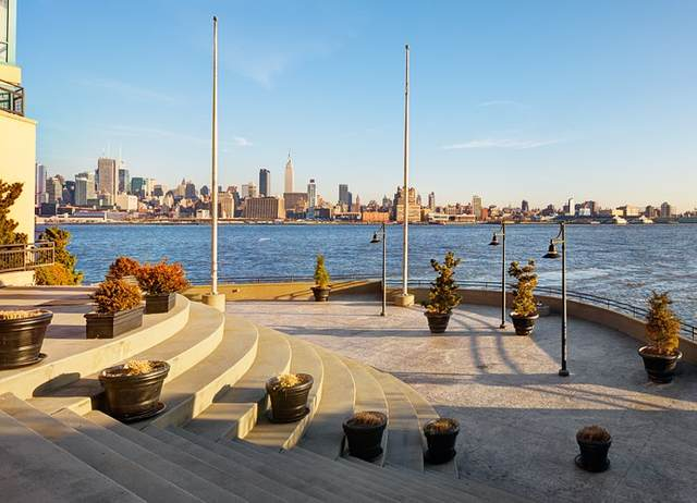 600 Harbor Blvd #854, Weehawken, NJ 07086 (MLS #210017339) :: The Trompeter Group