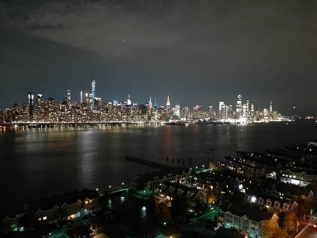 7002 Blvd East 10D, Guttenberg, NJ 07093 (MLS #210017362) :: The Danielle Fleming Real Estate Team