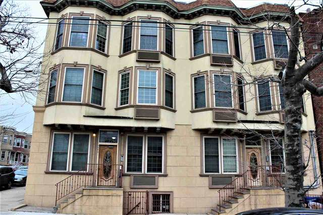 3683 Kennedy Blvd #2, Jc, Heights, NJ 07307 (MLS #210017376) :: The Trompeter Group