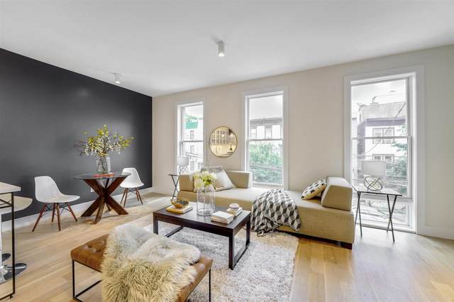 316 2ND ST #3, Jc, Downtown, NJ 07302 (MLS #210017382) :: The Trompeter Group