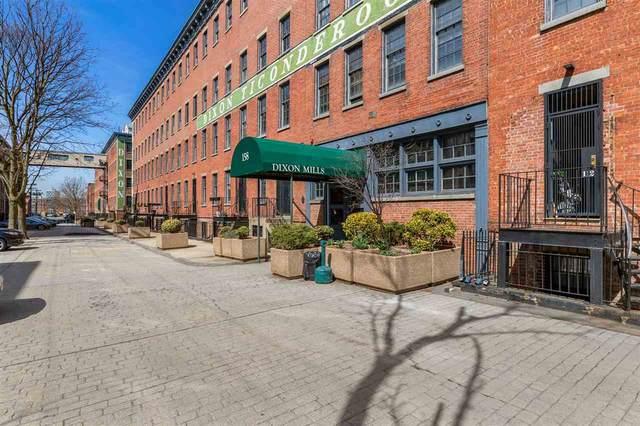 158 Wayne St 406A, Jc, Downtown, NJ 07302 (MLS #210017408) :: The Trompeter Group