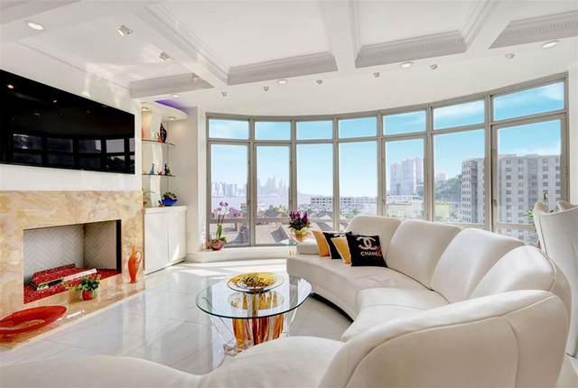 8100 River Rd #814, North Bergen, NJ 07047 (MLS #210017413) :: Team Francesco/Christie's International Real Estate
