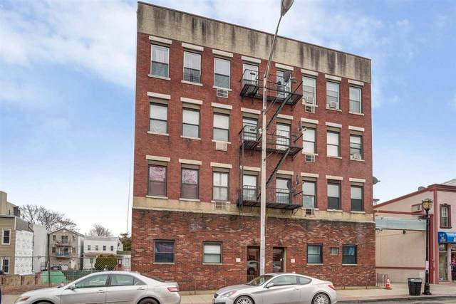 504 Central Ave D2, Jc, Heights, NJ 07307 (MLS #210017422) :: The Trompeter Group