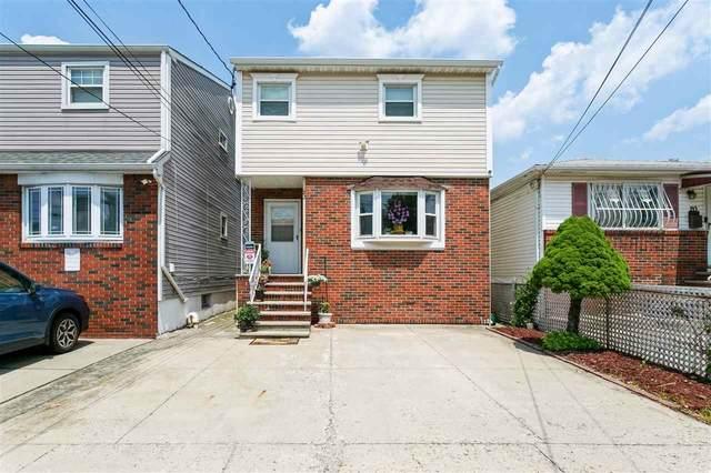22 Suburbia Ct, Jc, West Bergen, NJ 07305 (MLS #210017426) :: The Dekanski Home Selling Team