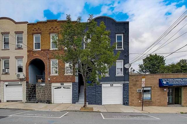 320 67TH ST, West New York, NJ 07093 (MLS #210017441) :: The Trompeter Group
