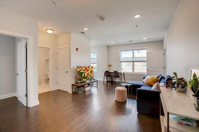 1901 Summit Ave #303, Union City, NJ 07087 (MLS #210017444) :: The Trompeter Group