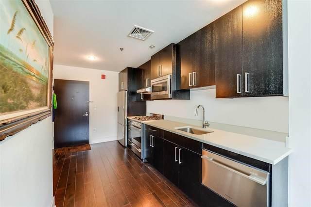 1100 Maxwell Lane #427, Hoboken, NJ 07030 (MLS #210017486) :: PORTERPLUS REALTY