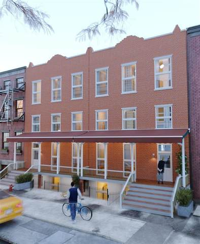 243 3RD ST #2, Jc, Downtown, NJ 07302 (MLS #210017522) :: The Trompeter Group