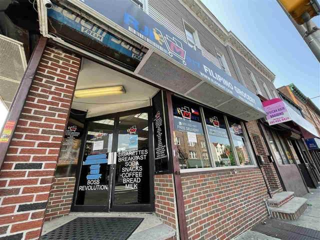 582 West Side Ave, Jc, West Bergen, NJ 07304 (MLS #210017580) :: The Dekanski Home Selling Team