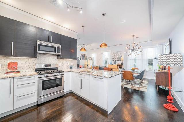 349 3RD ST 4C, Jc, Downtown, NJ 07302 (MLS #210017590) :: The Trompeter Group