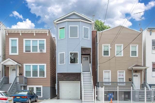 210 Nunda Ave, Jc, Journal Square, NJ 07306 (MLS #210017615) :: The Trompeter Group