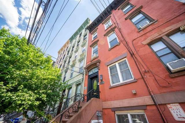 1009 Park Ave, Hoboken, NJ 07030 (MLS #210017618) :: The Trompeter Group