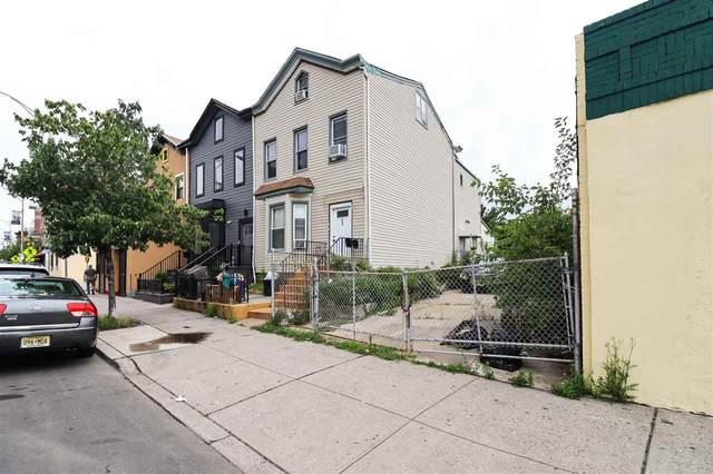 408 West Side Ave, Jc, West Bergen, NJ 07305 (MLS #210017619) :: The Dekanski Home Selling Team