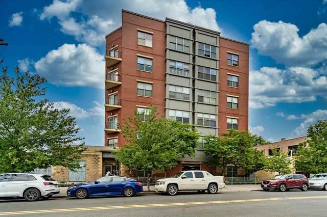 172 Culver Ave #403, Jc, West Bergen, NJ 07305 (MLS #210017631) :: The Dekanski Home Selling Team