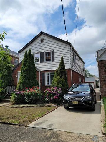 46 West 32Nd St, Bayonne, NJ 07002 (MLS #210017639) :: The Trompeter Group