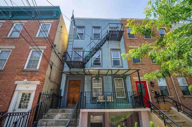 329 5TH ST, Jc, Downtown, NJ 07302 (MLS #210017654) :: The Danielle Fleming Real Estate Team