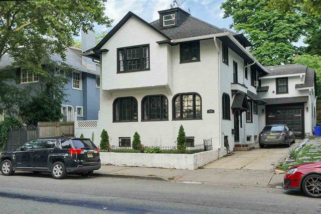 650 West Side Ave, Jc, Journal Square, NJ 07304 (MLS #210017659) :: The Trompeter Group
