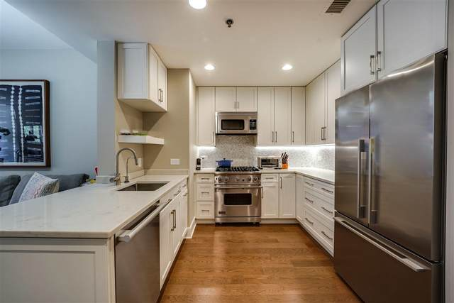 1125 Maxwell Lane #226, Hoboken, NJ 07030 (MLS #210017669) :: The Trompeter Group