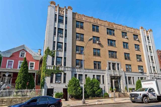 333 Fairmount Ave 5J, Jc, Downtown, NJ 07306 (MLS #210017702) :: RE/MAX Select