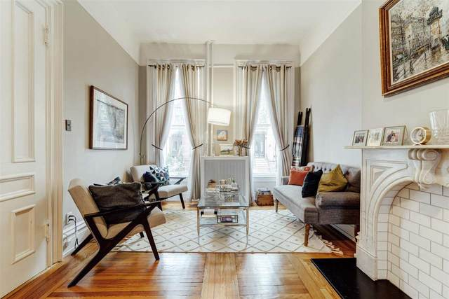 324 York St #1, Jc, Downtown, NJ 07302 (MLS #210017724) :: The Trompeter Group