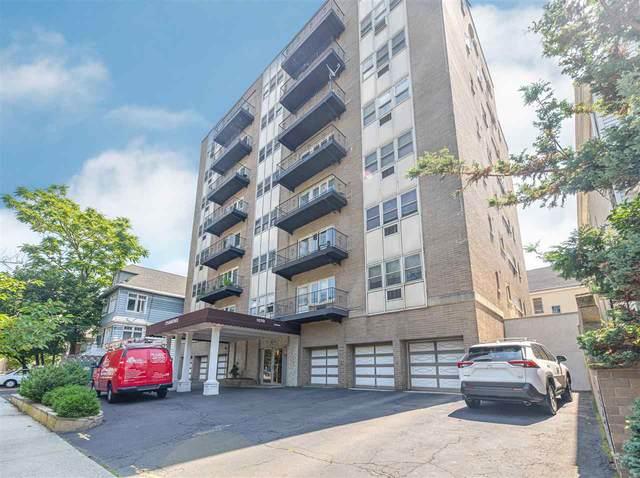 1070 Kennedy Blvd 1C, Bayonne, NJ 07002 (MLS #210017736) :: The Trompeter Group